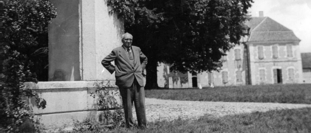 Paul Claudel à Brangues